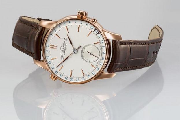 size 40 36d2d f4c8c デイト表示に込められたドイツ時計の矜持 ~MORITZ GROSSMANN ...