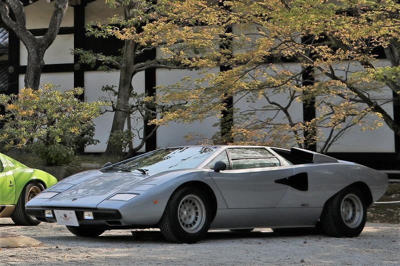 Late Cars from 1952(1952年以降に作られた中で最も優れているクルマ)...1977年ランボルギーニカウンタックLP400.jpg2.jpg