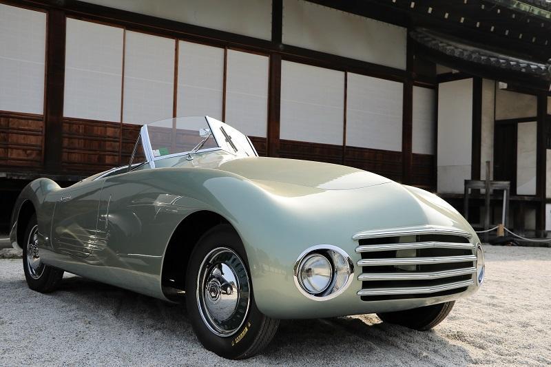 Early Cars to 1951(1951年以前に作られた中で最も優れているクルマ)...1946年フィアット1100フルアスパイダー.jpg1.jpg